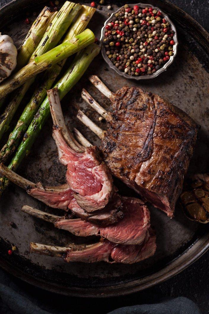Сьемка мясного меню ресторана Киев Toscana Grill / Рестораны la Famiglia фото меню Киев Антонина Казак