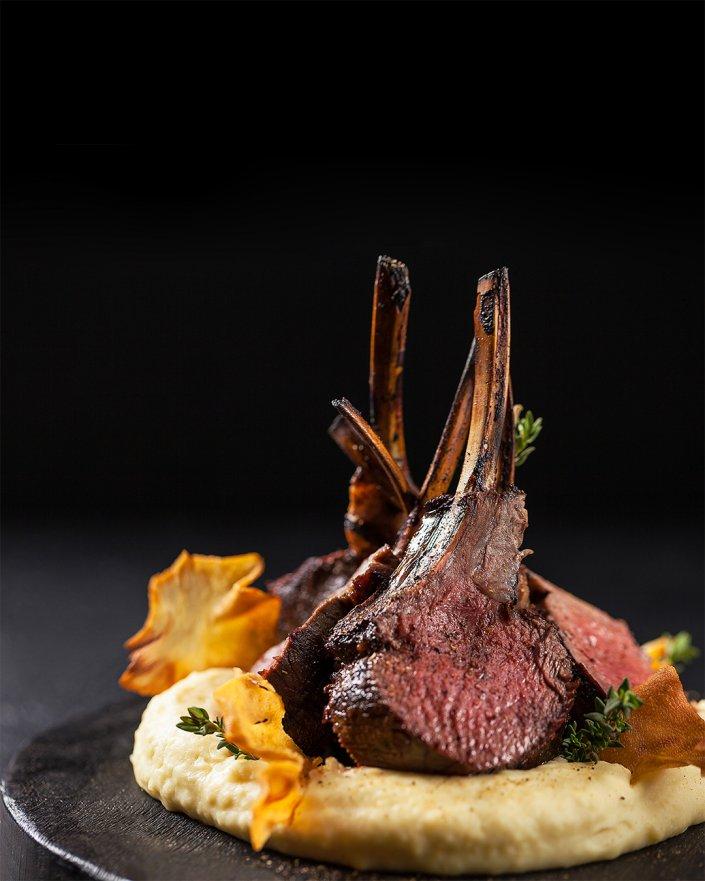 Сьемка мясного меню ресторана Киев Toscana Grill / Рестораны la Famiglia фуд фотограф Антонина Казак